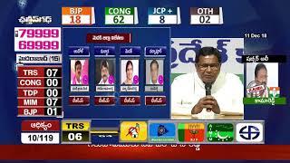 వీవీ ప్యాడ్లను లెక్కించాల్సిన అవసరం ఉంది... | Congress Senior Leader Jana Reddy Press Meet