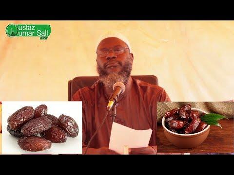 Les bienfaits et vertus de la datte sur notre santé par Oustaz Oumar SALL thumbnail