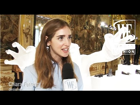 Chiara Ferragni Shoes Presentations Fall-Winter 15-16 Milan Fashion Week