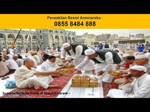 Gambar umroh ramadhan arminareka
