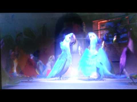 I Wanna Party From Rio Movie video