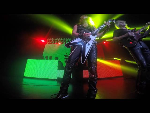 Judas Priest DEVILS CHILD Live Nagoya 2015