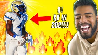 The #1 RUNNING BACK In TEXAS Has RIDICULOUS Moves!!! l Sharpe Sports