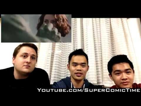 Avengers 2 Age Of Ultron Trailer Reaction Video (CRAZY HULK VS IRONMAN?!?!)