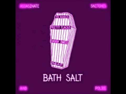 Blow Bath Salt Bath Salt W/lyrics