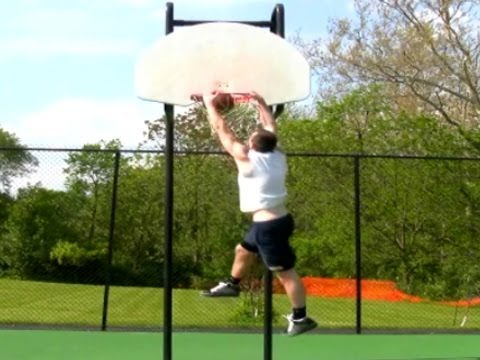 Thanks for 2 Million Subscribers!  Dunking Video!