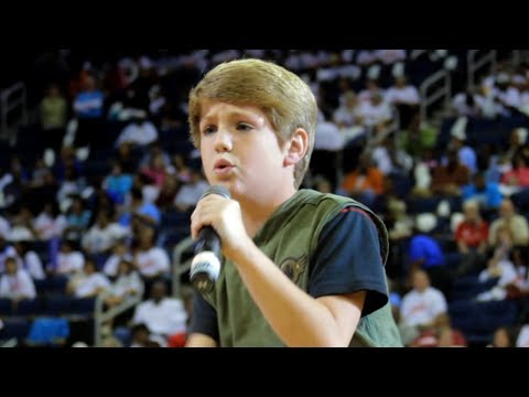 MattyBRaps LIVE at WNBA Finals Halftime Show (Atlanta Dream Game 3)