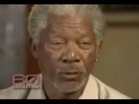 TIL that Morgan Freeman thinks the same way I do about race. But I don't wanna talk about it