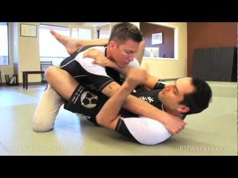 Roy Dean - Pathway to Escape Side Control - BJJ Weekly #059 Image 1