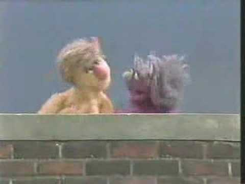Sesame Street - Scratch My Back