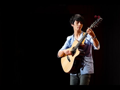 Sungha Jung - You Raise Me Up