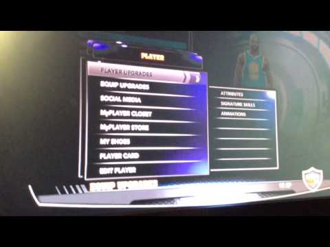 nba 2k14: How To Get A 99 MyPlayer + Unlimited Skills Points