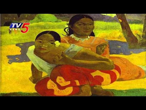 Costliest Art Work in The World, Worth $300 Million : TV5 News