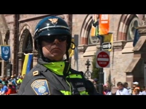 Boston Marathon 2014 Security at an Extraordinary Level