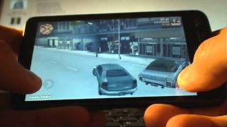 GTA 3 HTC HD2 Android 4.0.3