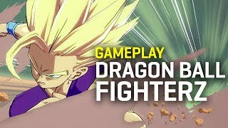 Dragon Ball FighterZ - ¡Gameplay en Xbox One X!