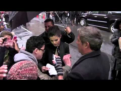 Mirtha Michelle defiende a Selena Gomez