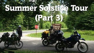 Summer Solstice Tour 3 (To The Allegheny National Forest!)