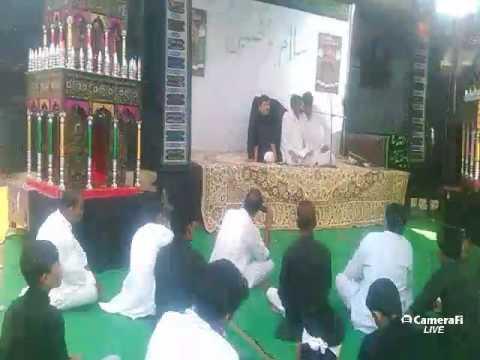 Azadari Channel's LIVE | Sauj Khawani | سوزخوانی جناب جعفر امام صاحب