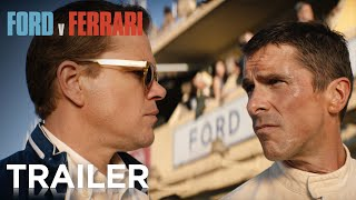 FORD v FERRARI | Official Trailer 2 [HD] | 20th Century FOX