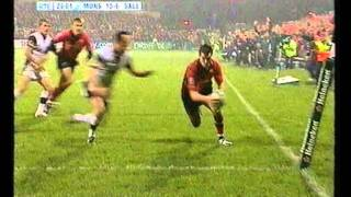 Munster vs Sale Rugby 2006