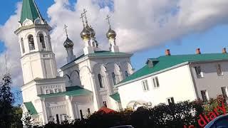 Храм святителя Николая г. Уссурийск
