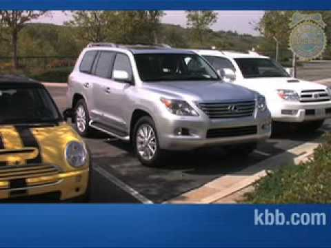 Lexus LX 570 Video Review - Kelley Blue Book
