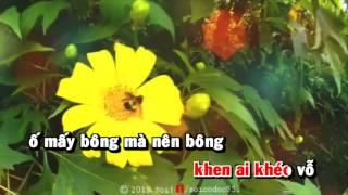 [HD] Karaoke Trống Cơm - full beat organ ( Karaoke by Kgmnc )