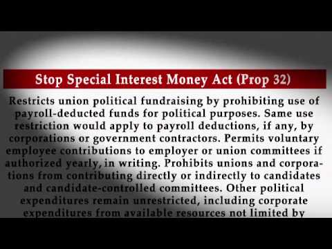PORAC TV VOTE NO on Proposition 32
