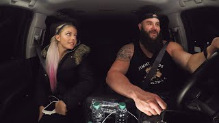 "How ""Get These Hands"" became Braun Strowman's catchphrase: WWE Ride Along (WWE Network Exclusive)"
