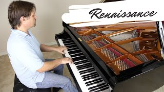 Renaissance The Art Of Piano David Hicken