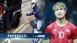 Paparazzi | Kolasinac dũng cảm đánh cướp, Công Phượng gặp nhà vô địch Champions League