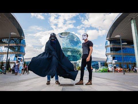 ПОЕЗДКА В АСТАНУ НА ВЫСТАВКУ EXPO 2017