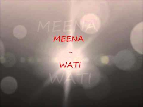 Meena Wati New [2014].wmv video