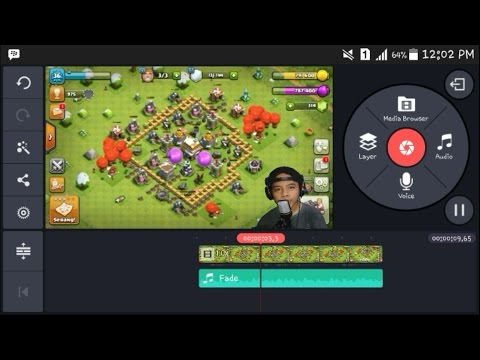 How to Edit Facecam Gaming | Edit greenscreen On Android (KineMaster) | Tutorial Mio # 3