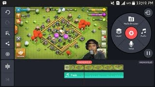Cara Edit Facecam Gaming | Edit GreenScreen Di Android (KineMaster) |Tutorial Mio #2