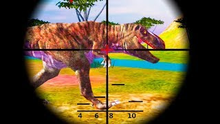 Dinosaur Hunt Simulator 2018 #2 (by Game Bunkers) Android Gameplay Trailer