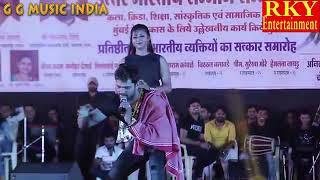 Khesari lal yadav ke sath sapan choudhari ne dance ki hai badiya dance bhojpuri gane pe tiger munna