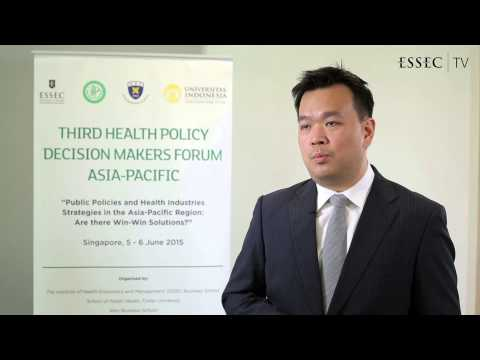 Third Health Policy Decision Makers Forum Asia-Pacific | Mr. Kevin Lai