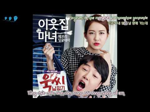Witch Next Door –  Every Single Day [Ms. Temper & Nam Jung Gi OST Part.1]
