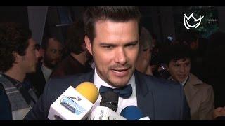 Brandon Peniche habla del momento más especial de su boda