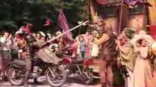 Knightriders (trailer - movie by George Romero)