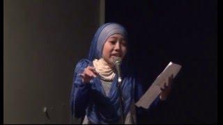 """PUISI  """"SUARA WANITA"""" BY.HANNY MDR"""