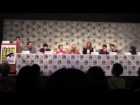 FULL Teenage Mutant Ninja Turtles Nickelodeon panel at San Diego Comic-Con 2014