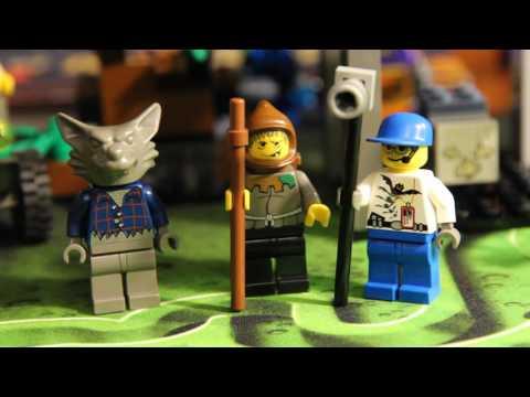 My Lego Haul! Мои Лего наборы с обмена! (Лего Студиос, Острова)