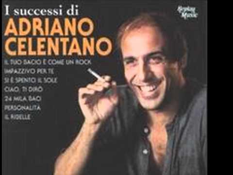 Adriano Celentano - Canzone