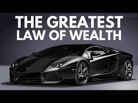 The Greatest Law of Wealth