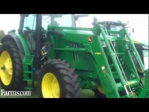 The New John Deere 6R Tractors Introduced.   Farms.com