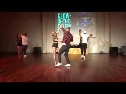 ZNL2018 Vibe Latina students performance ~ Zouk Soul