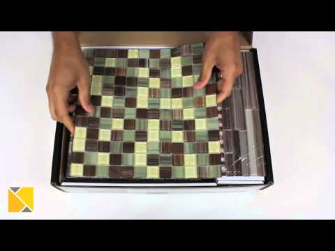 diy backsplash peel and stick glass tile kit review how